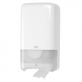 TORK® Elevation T6 Toilet Paper Compact Roll Auto Shift Dispenser
