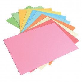 Brite Recycled Card - Assorted Colours