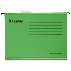 Esselte Classic Reinforced Suspension Files - 40mm Gusseted