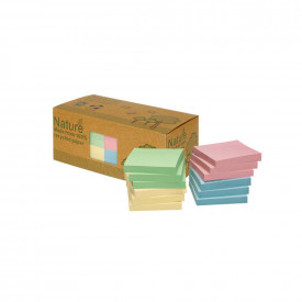 Recycled Pastel Sticky Notes