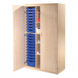 Storage Tray Cupboard Unit