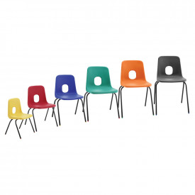Hille Series E Standard Shell Chairs