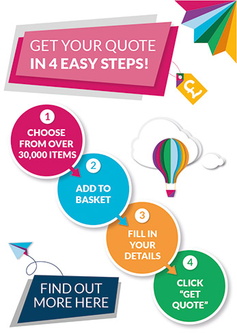 Get your quote in 4 easy steps. Find out more here.