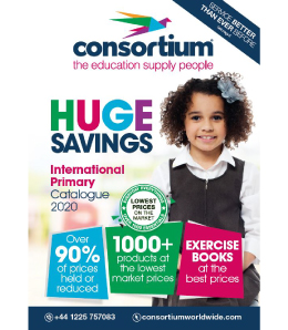 Consortium International Primary Catalogue 2020 - click to view