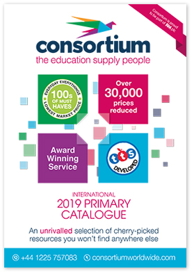 Consortium International Primary Catalogue 2019 - click to view