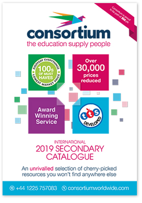 Consortium International Secondary Catalogue 2019 - click to view