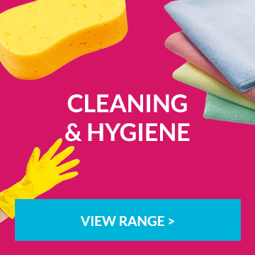 Cleaning and Hygiene - view now