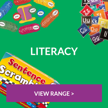 Our literacy range - view now