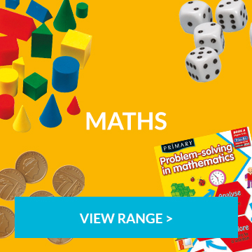 Our maths range - view now