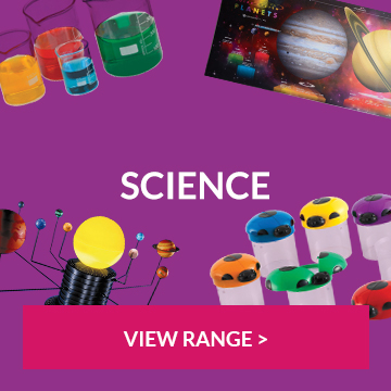 Our science range - view now